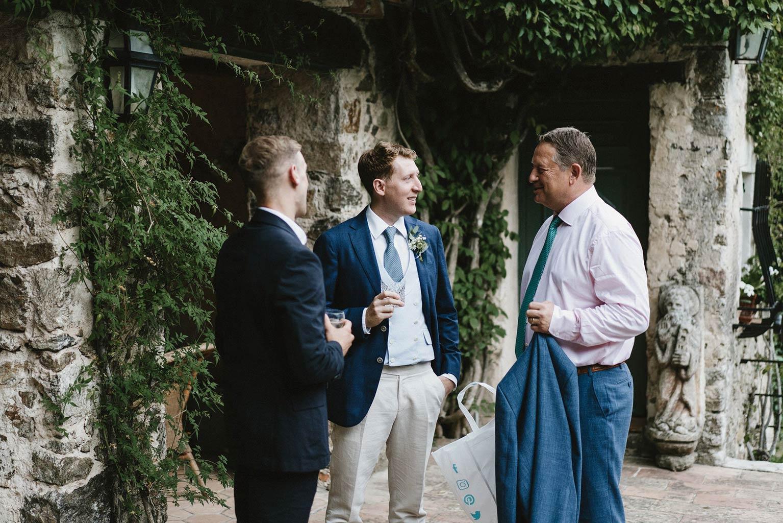 Accueil invités - Mariage végétal dans une propriété privée - Alliance Rêvée