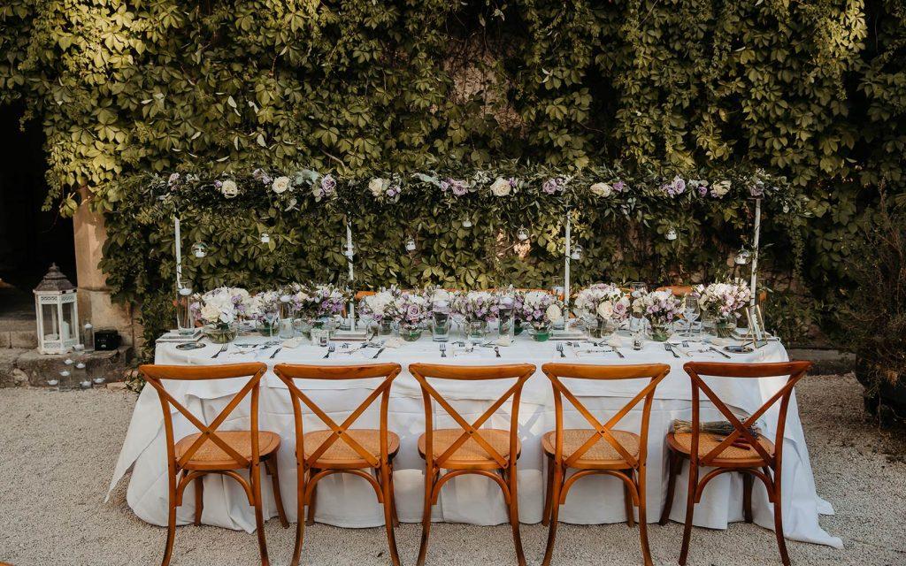 Décoration de mariage aux couleurs de la Provence - Alliance Rêvée